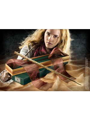 The Noble Collection Harry Potter Ollivander Wand Hermione Granger Noble Collection