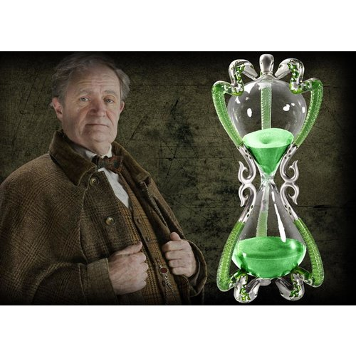 The Noble Collection Harry Potter Professor Slughorn Hourglass Noble Collection