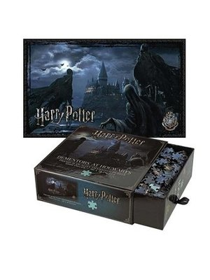 The Noble Collection Harry Potter Puzzle Dementor's At Hogwarts 1000 pcs Noble Collection