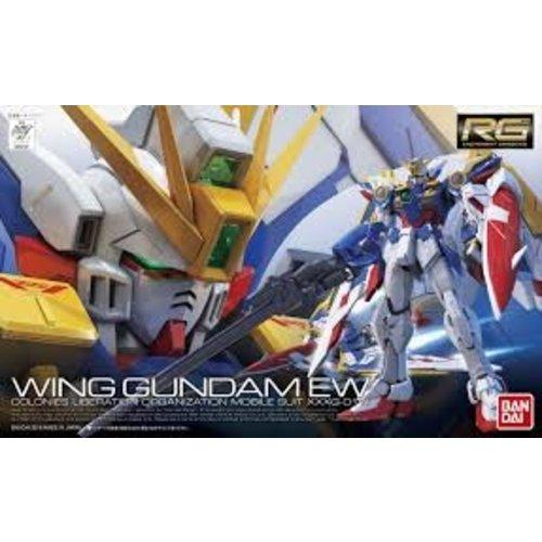 Bandai Gundam RG 1/144 XXXG-01 Wing Gundam EW Model Kit 13cm 20