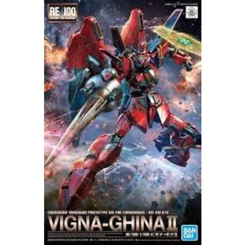 Bandai Gundam RE/100 1/100 Vigna-Ghina 2 Model Kit 012