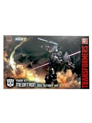 Transformers Furai Model Megatron IDW Autobot Version Model Kit