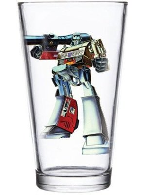 Super7 Transformers Megatron Glass Super7