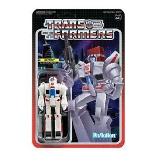 Super7 Transformers Skyfire ReAction 3.75 inch Figure Super7