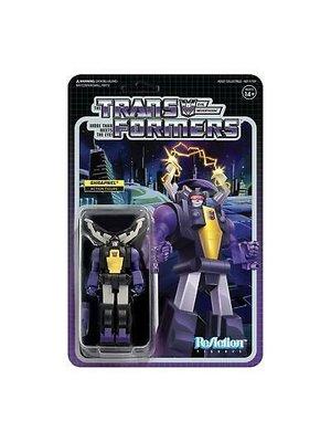 Super7 Transformers Shrapnel ReAction 3.75 inch Figure Super7