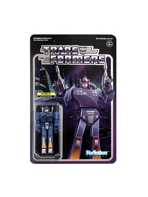 Super7 Transformers Rumble ReAction 3.75 inch Figure Super7