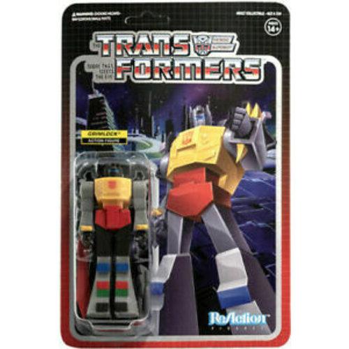 Super7 Transformers Grimlock ReAction 3.75 inch Figure Super7