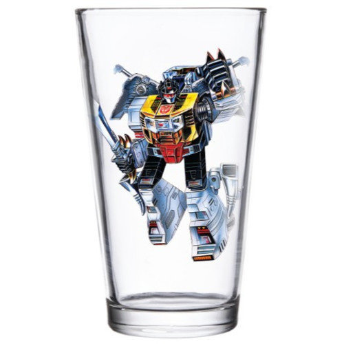 Super7 Transformers Grimlock Glass Super7