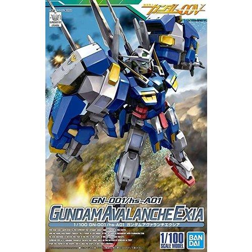 Bandai Gundam NG 1/100 Avalanche Exia Gunpla Model Kit 18cm