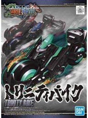 Bandai Gundam SD Sangoku Soketsuden Trinity Bike Model Kit 12