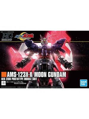 Bandai Gundam HGUC 1/144 Moon Gundam Model Kit 13cm 215