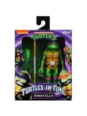 NECA TMNT Donatello Turtles in Time 18cm NECA