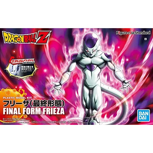 Bandai Dragon Ball Final Form Frieza Figure Rise Standard Model Kit