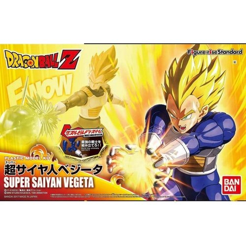 Bandai Dragon Ball Super Saiyan Vegeta Model Kit