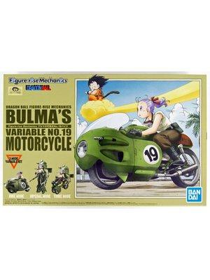 Bandai Dragon Ball Bulma's Variable No. 19 Motorcycle Model Kit