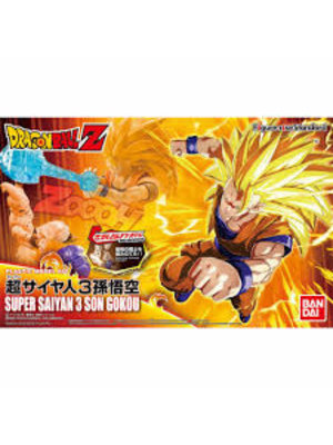 Bandai Dragon Ball Super Saiyan 3 Son Goku Model Kit