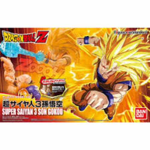 Bandai Dragon Ball Super Saiyan 3 Son Goku Model Kit