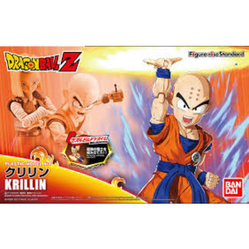 Bandai Dragon Ball Z Krillin Model Kit