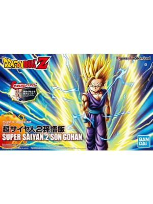 Bandai Dragon Ball Super Saiyan 2 Son Goku Model Kit