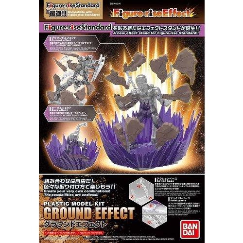 Bandai Dragon Ball Model Kit Effect Ground Effect