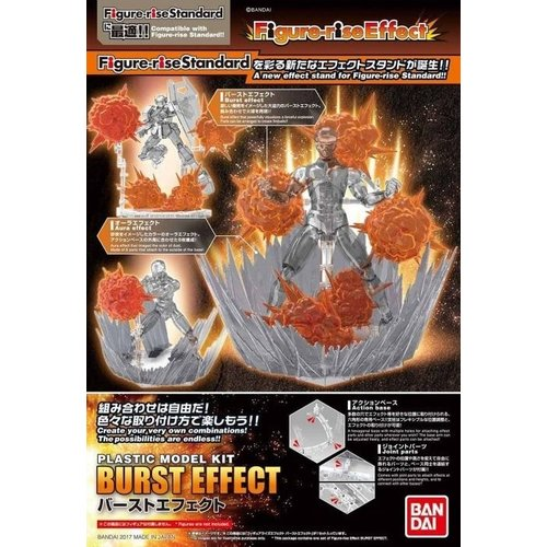 Bandai Dragon Ball Model Kit Effect Burst Effect