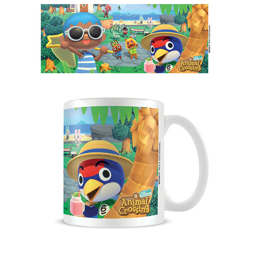 Animal Crossing Summer Mug 315ml
