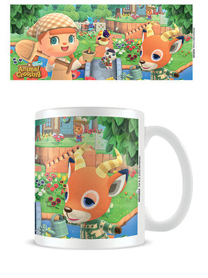 Animal Crossing Spring Mug 315ml