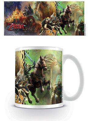 Legend of Zelda Twilight Princess Mug 300ml