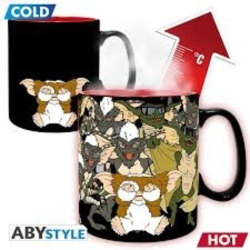 Gremlins Don't Get Them Wet Heat Change Mug 460ml