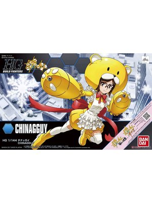 Build Fighters HG Chinagguy (Campain) 1/144 Model Kit