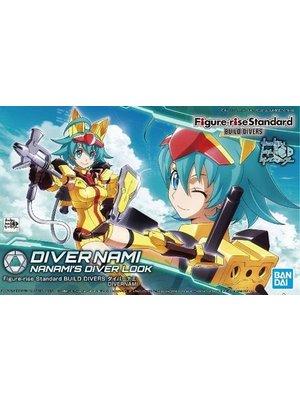 Bandai Diver Nami Nanami's Diver look Model Kit