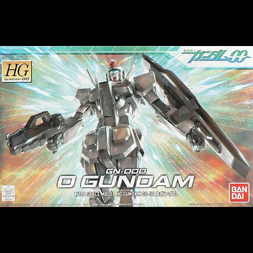 Bandai Gundam HG 1/144 O Gundam Model Kit 13cm 52