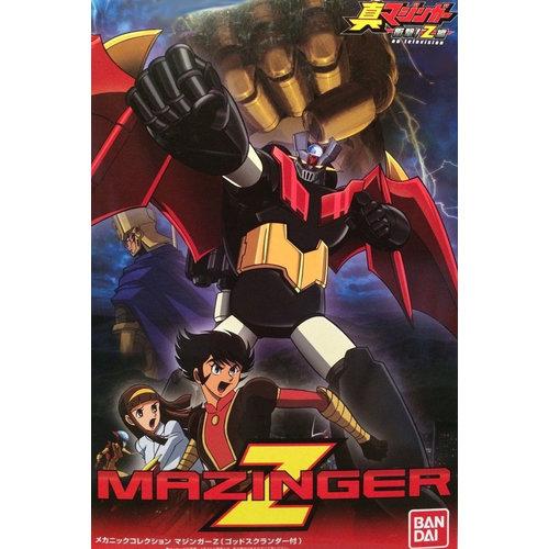 Bandai Mazinger Z with God Scramber Model Kit