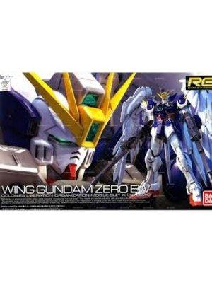 Bandai Gundam RG Wing Gundam Zero EW Model Kit 13cm 17