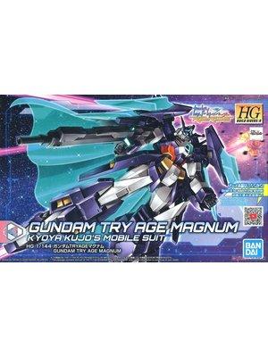 Bandai Gundam HGBD:R 1/144 Gundam Try Age Magnum Model Kit