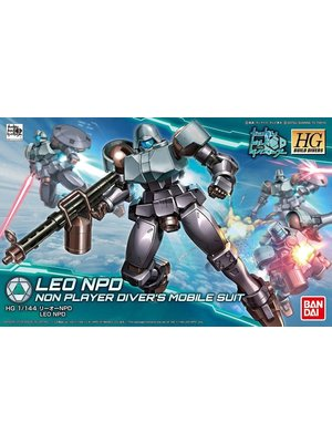 Bandai Gundam HGBD 1/144 Leo NPD MS Model Kit 008