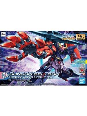 Bandai Gundam HGBD 1/144 Gundam Seltsam 13.5cm 009