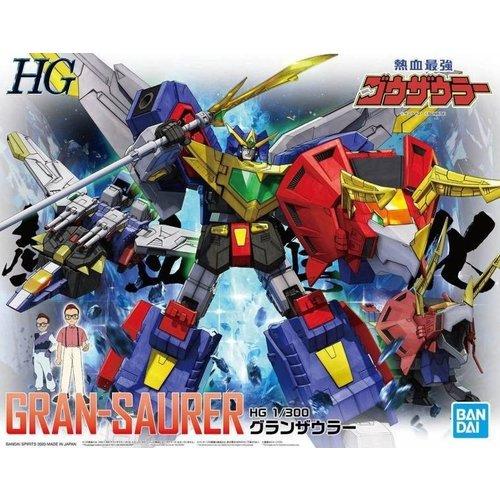 Bandai Gundam HG 1/300 Go-Saurer Gran-Saurer Model Kit