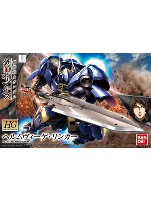 Bandai Gundam IBO HG 1/144 Helmwige Reincar Model Kit 13cm 031 IBO