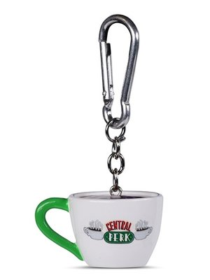 Friends Central Perk 3D Keychain