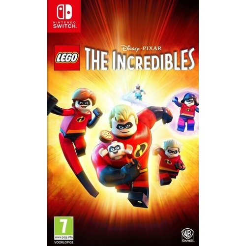 Warner Bros LEGO: The Incredibles (Nintendo Switch)