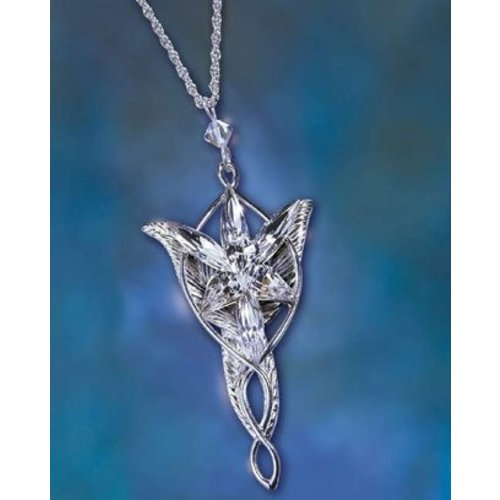 Lord of the Ring Arwen Evenstar Pendant (Pendant Only) Noble Collection
