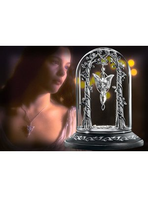 The Noble Collection Lord of The Ring Arwen The Evenstar Pendant (Display Only) Noble Collection