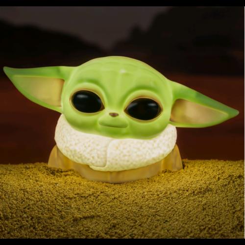 Star Wars The Child Desktop Light 15cm USB / Battery Powered Paladone