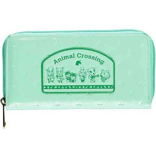 Animal Crossing Zip Around Wallet