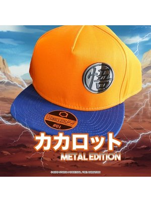Dragon Ball Metal Edition Cap Goku