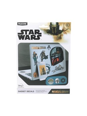 Star Wars The Mandalorian Gadget Decals Waterproof & Removable