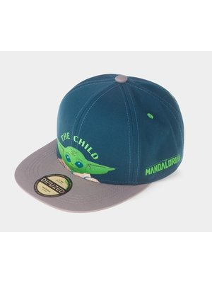 Star Wars The Mandolorian The Child Kids Snapback