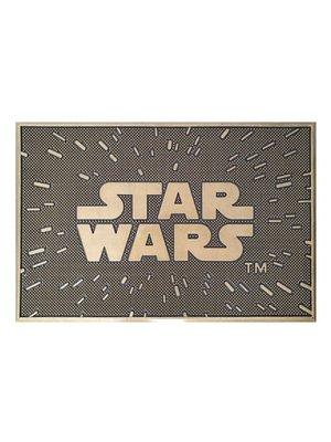 Star Wars Logo Rubber Doormat 40x60