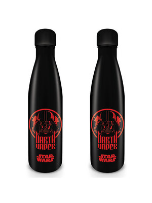 Star Wars Darth Vader Metal Bottle 550ml